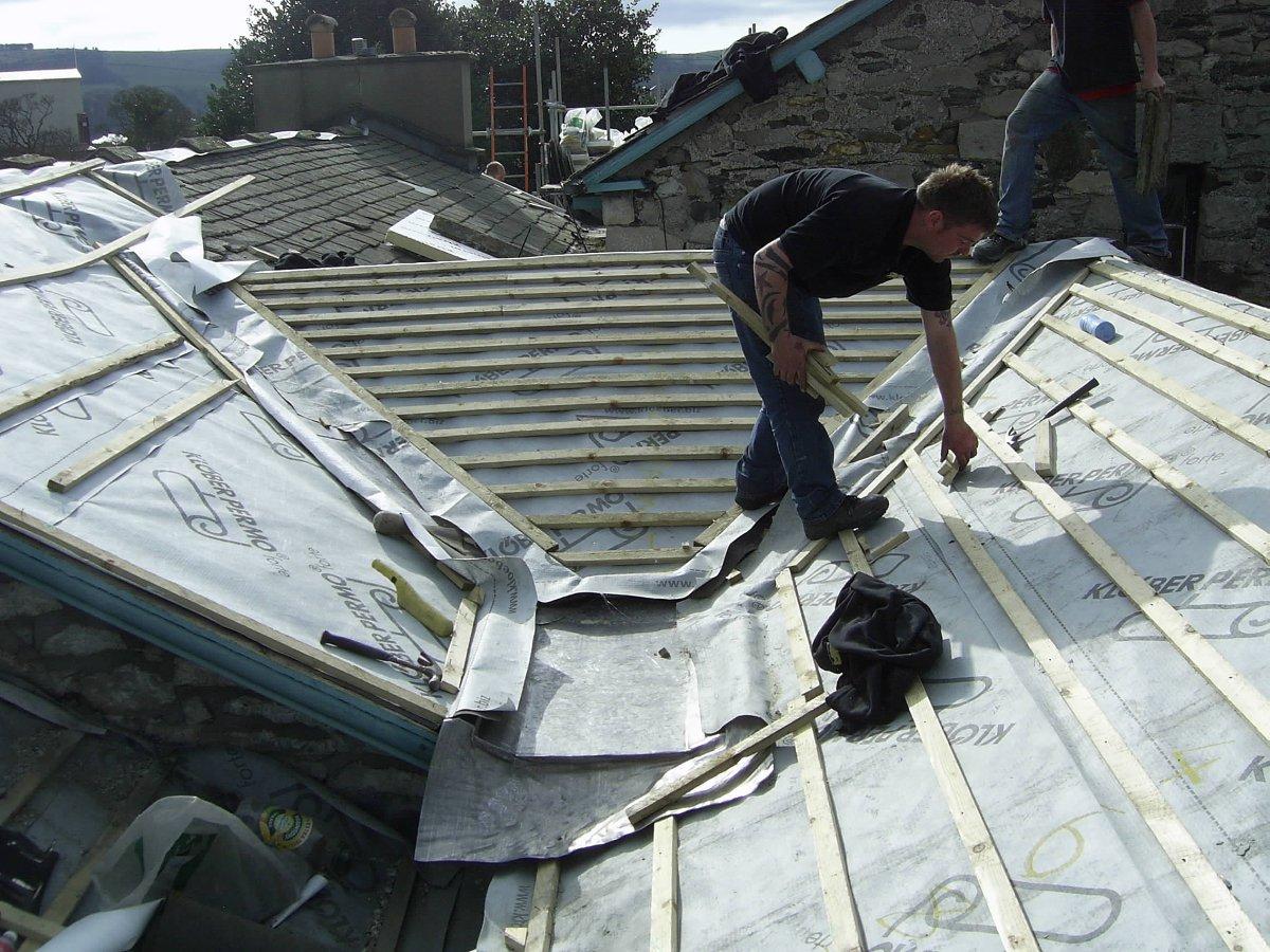 Roofer Cumbria